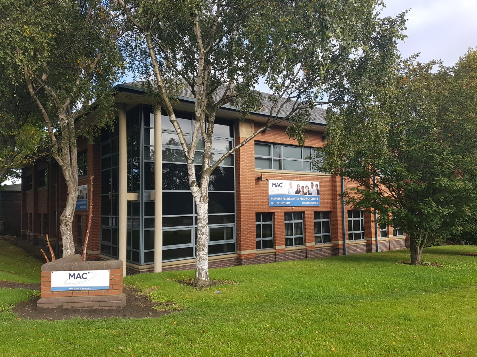 MAC Clinical Research Leeds Clinic