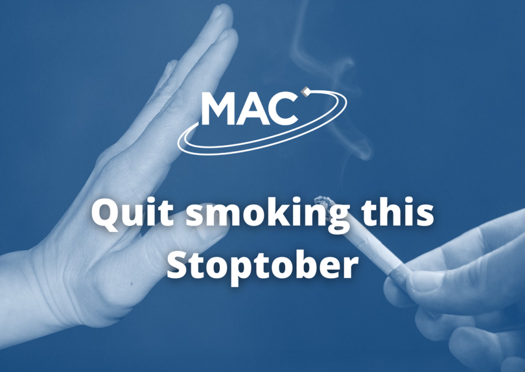 Stoptober Quit Smoking October