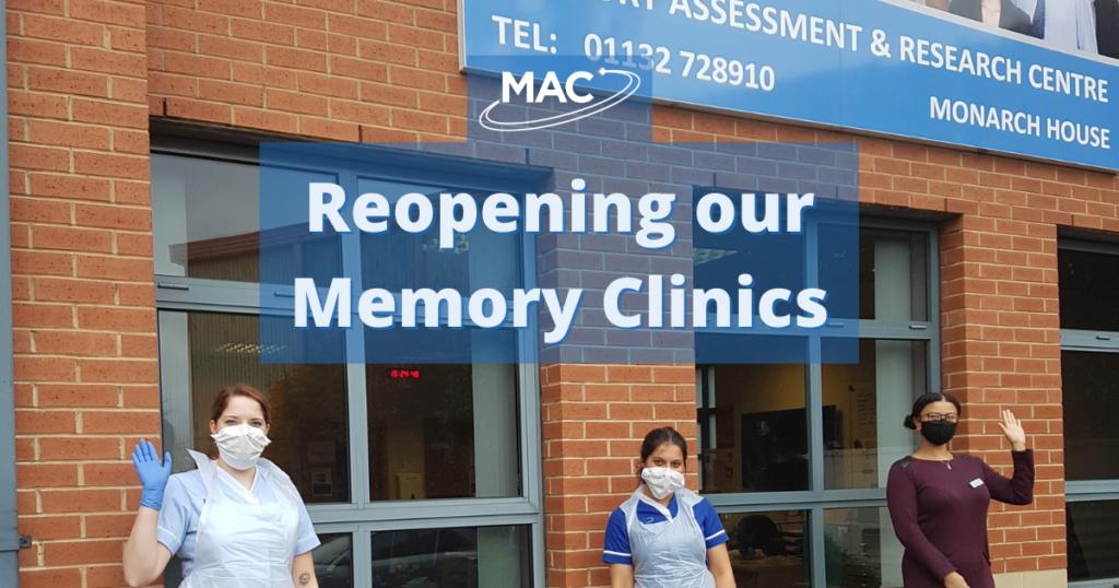 Memory Assessment Clinics MAC