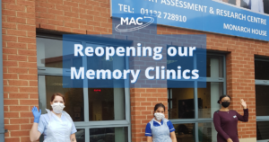 Memory Assessment Clinics MAC