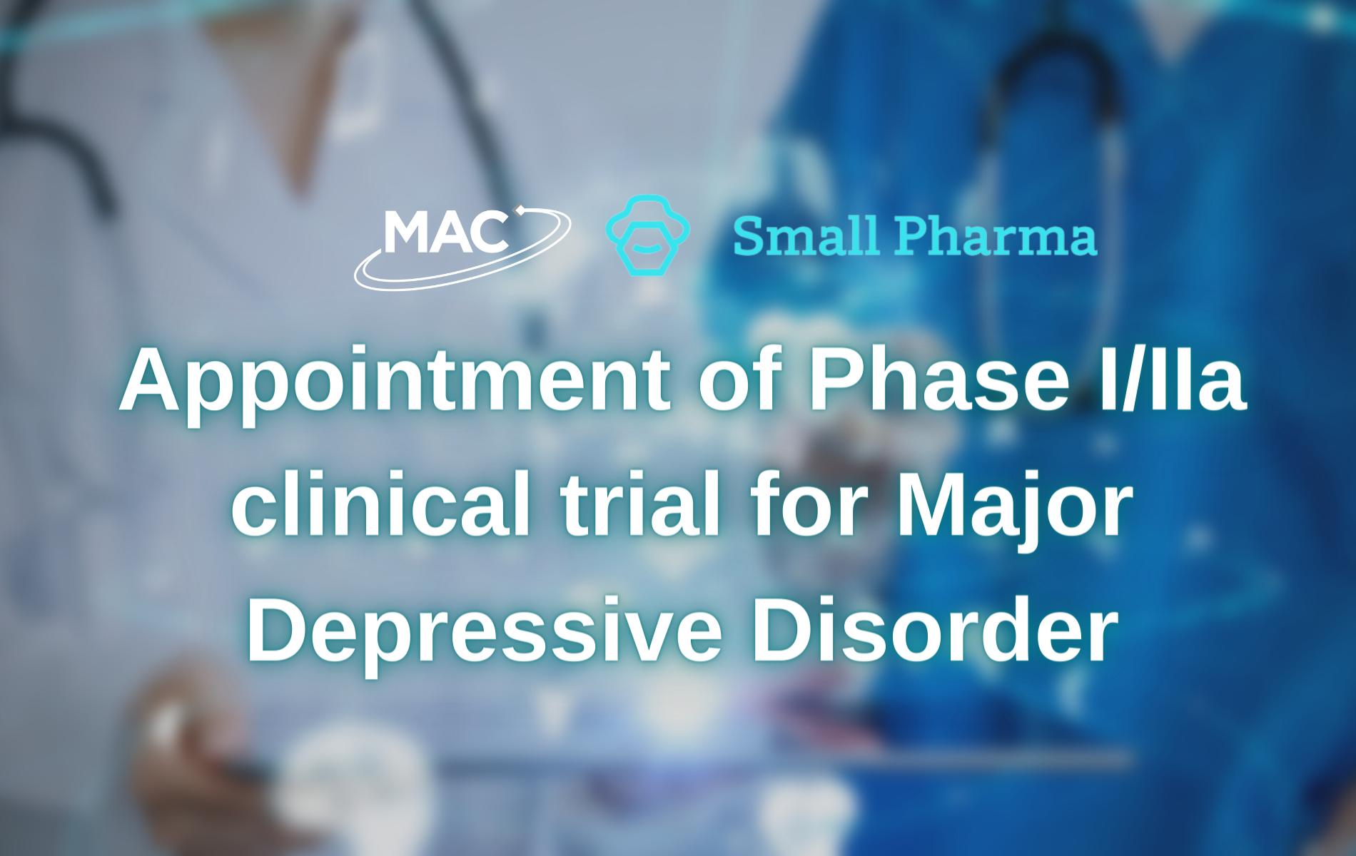 Small Pharma Inc MAC