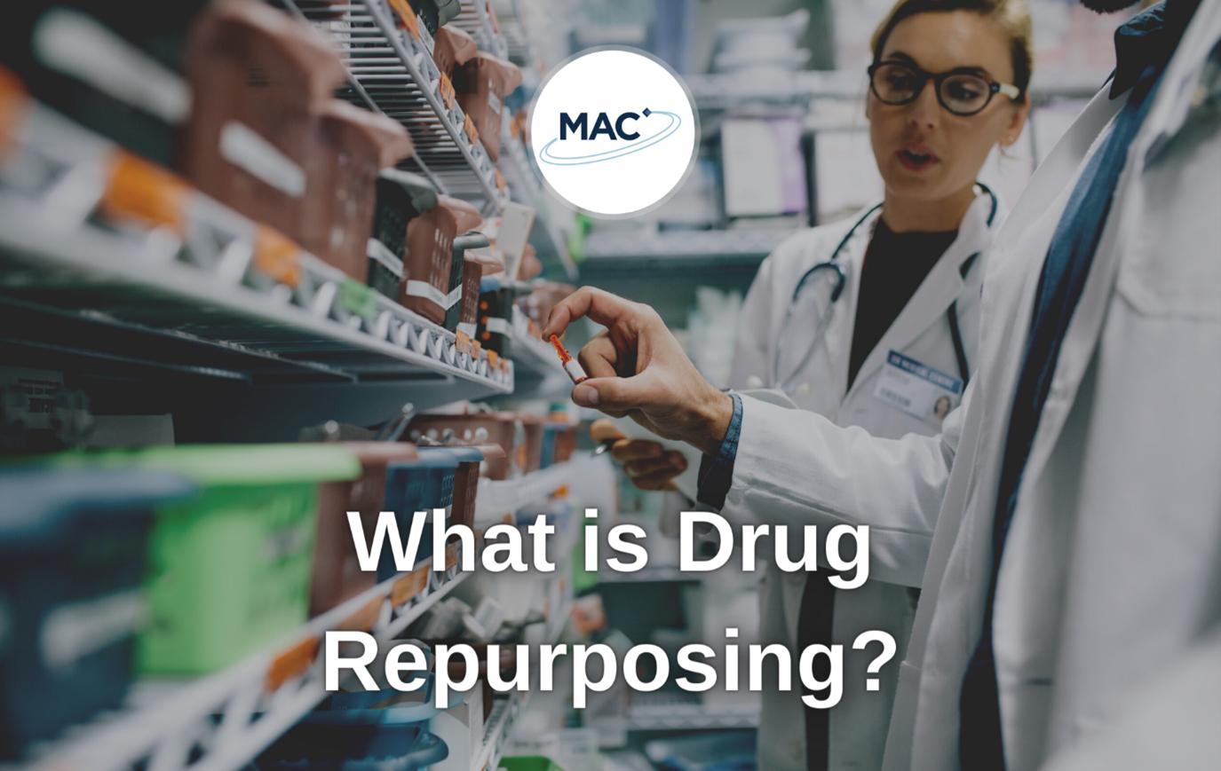 what is drug repurposing