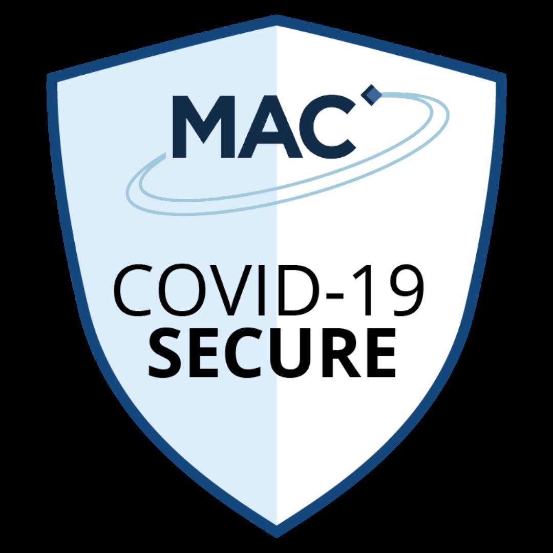 COVID-19 Secure MAC Shield